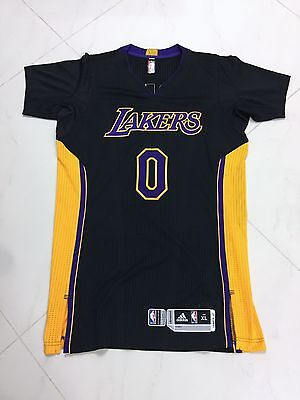 Nick Young Lakers Hollywood Game Issued Jersey Pro Cut XL Adidas Authentic Kobe