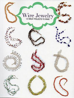 Wire Jewelry Book by Kath Orsman - 12 Great Projects to Make