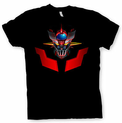 T-Shirt:mazinger Z-Face T-Shirt Rfe Mc266