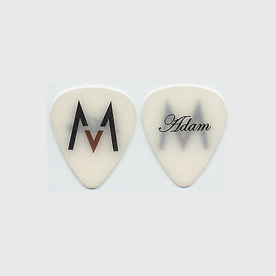 Maroon 5 Adam Levine authentic 2004 Songs About Jane concert tour Guitar Pick