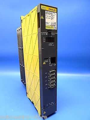 FANUC A06B-6082-H202 512 Spindle Amplifier Module, Refurbished, Fully Tested