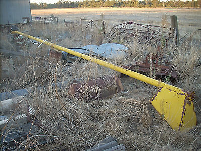 Keogh 5 Inch 36 Foot Auger Electric Motor Engine Hopper Silo Grain Orger