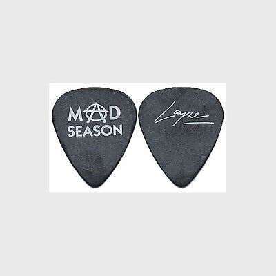 Mad Season Layne Staley real 1995 tour signature Guitar Pick Alice in Chains