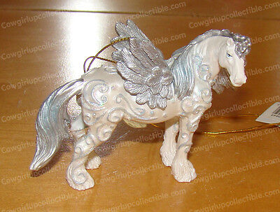 Angel Horse Ornament (Clydesdale) Horse of a Different Color by Westland, 20645