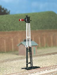 Ratio 270 Home or Distant Signal (Upper Quadrant) Plastic Kit N Gauge