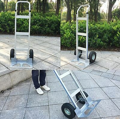 High Quality Aluminum Hand Carts Truck / Dolly & 550 lb Capacity US