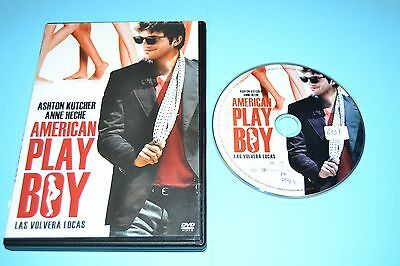 American Play Boy      Dvd Pelicula Completa  Film Dvd