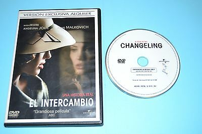 El Intercambio         Dvd Pelicula Completa  Film Dvd