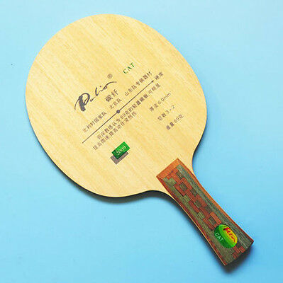 Super Light Carbon Table Tennis Blade: Palio CAT, Allround , Brand New, UK