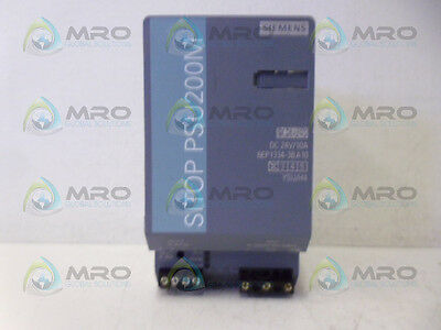 Siemens 6Ep1334-3Ba10 Power Supply *new No Box*