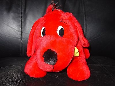 """Clifford the Big red Dog Plush 13""""  interactive toy"""