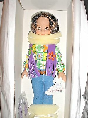 """TONNER - 14"""" BETSY McCALL - """"Betsy's Style 1970's"""" Betsy's Family NRFB"""