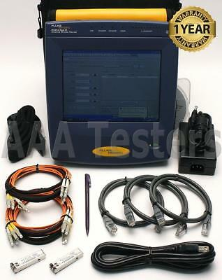 Fluke Networks Optiview Series 3 III Gigabit OPVS3-GIG Network Analyzer