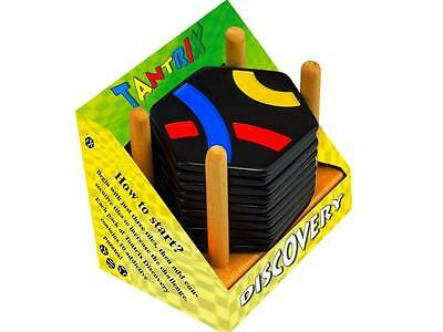 Tantrix Discovery Puzzle Brain Teaser Mind Bender Solitaire Novelty Game Kids