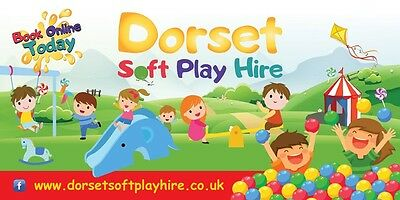 NEW - Dorset Soft Play Hire business