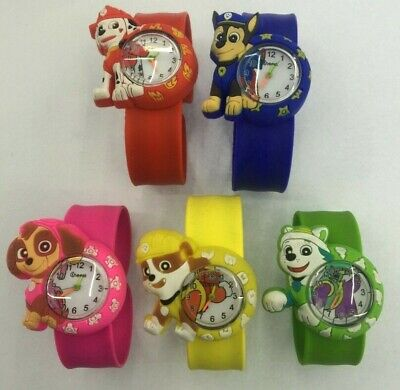 Brand New PAW PATROL Snap / Slap Watch for Kids