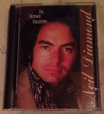 Neil Diamond The Ultimate Collection Disc 2 MiniDisc MD Rare Collectable
