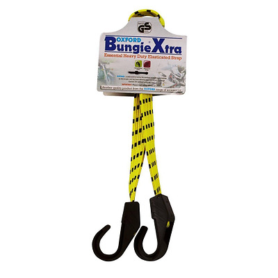 Oxford Motorcycle Bike Bungee (16mm x 600mm) OF139