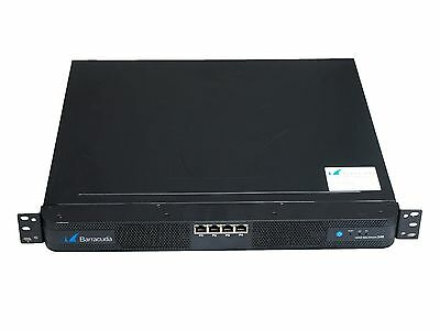 Barracuda Load Balancer 340 ADC BBF340a BNHW002 -4x Gigabit LAN- DVI, Rack