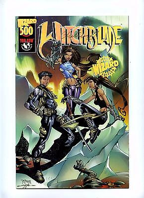 Witchblade #500 Wizard Spec Ed - Top Cow 1998 - Signed Christina Z - VFN/NM
