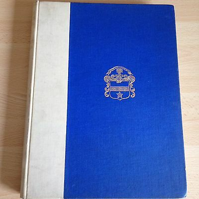 Rare Ww1 Scotland George Heriot's Roll Of Honour 1914-1919 Scottish