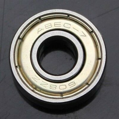 High Quality 10PCS ABEC-7 Deep groove ball bearing 608ZZ 8X22X7 mm bearing stee