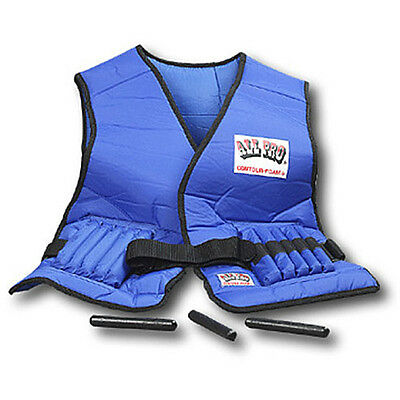 All Pro Power Vest 40Lb. Weight Adjustable Exercise Vest