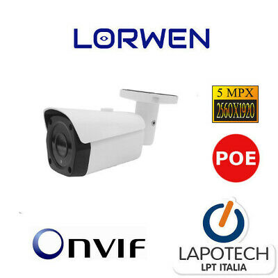 Ip Camera Onvif Ba155Xs23Vp Poe Wdr Hd1080P 3Mp Varifocal Ip66 Telecamera Zoom