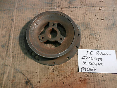Ford FE 406 390 352-360 HP Balancer Damper USED Early Stlye
