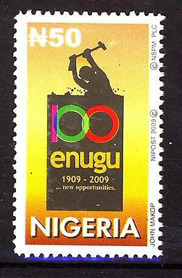 Nigeria - Centenary of Enugu 2012 NHM