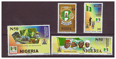 Nigeria - 50th Anniversary of Independence 2008 NHM