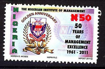 Nigeria - 50th Anniversary of Nigerian Institute of Management 2011 NHM