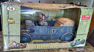 21st Century Toys Ultimate Soldier 2004 1:6 scale WWII German Kubelwagon J100