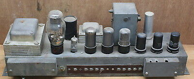 Hammond AO-14-1D Tube Amplifier