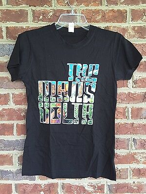 The Mars Volta Band WOMENS T Shirt Size M New