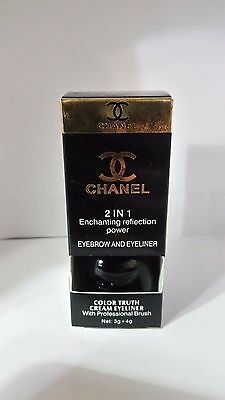 Chanel 2 In 1 Color Truth Cream Eyeliner