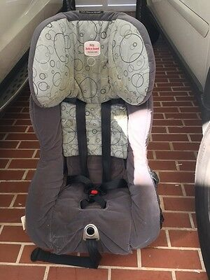 Child's Car Booster Seat Safe and Sound 'Maxi AHR Booster'