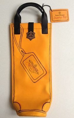 Veuve Clicquot Ponsardin Insulated Bottle Champagne Shopping Bag