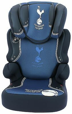 TT Befix Tottenham High Back Booster Seat Groups 2-3.