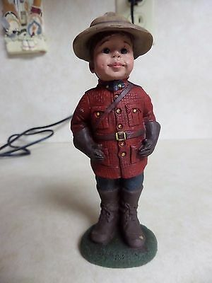 """Sarah's Attic 1994 Royal Canadian Mounted Police """"Mountie"""""""