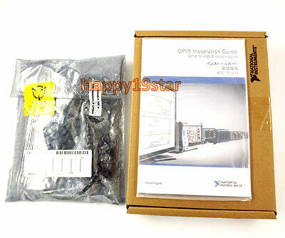 New National Instrumens NI GPIB-USB-HS Interface Adapter controller IEEE US
