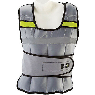 Pure Fitness 20 Lb Weighted Vest