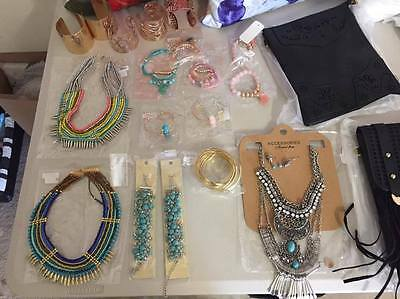 Brand New Bulk Lot Stock Jewellery - 20 Pieces Great For Resale