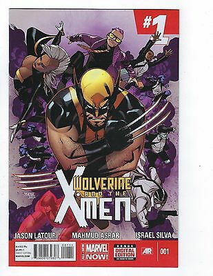 Wolverine and the X-Men # 1 Regular Cover 1st Print Marvel NM X-Men