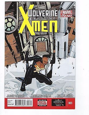 Wolverine and the X-Men # 3 Regular Cover 1st Print Marvel NM X-Men