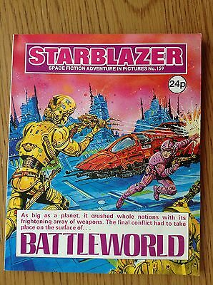 STARBLAZER COMIC No.159