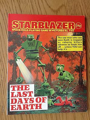 STARBLAZER COMIC No.160