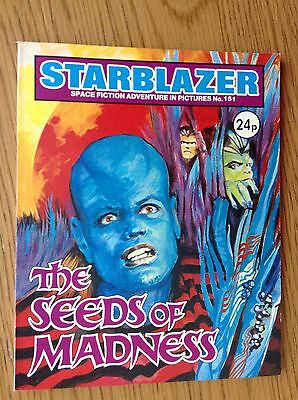 STARBLAZER COMIC No.161