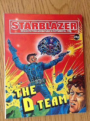 STARBLAZER COMIC No.162