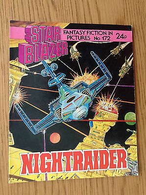 STARBLAZER COMIC No.172